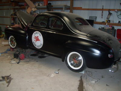 1941 Mercury Other buisness coupe hot rod streetrod rat rod NR