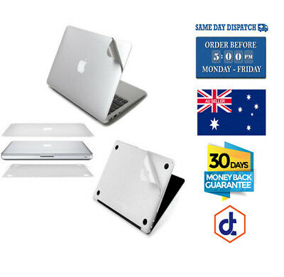 """Body guard protector skin cover For Macbook Air 11"""" 13"""" Pro Pro with Retina 13"""""""