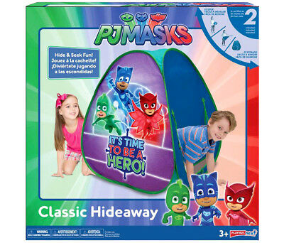 Playhut Playhut PJ Masks Classic Hideaway Play Tent Novelty Character Kids Colle