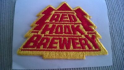 Redhook Brewery Embroidered Patch New!