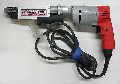 Milwaukee Sharp-Fire Screw Shooter 6705-81 Recondition