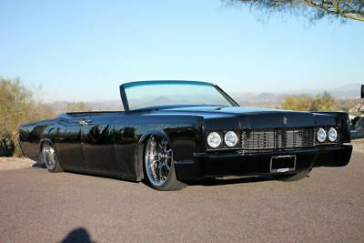 1968 Lincoln Continental Roadster Custom One-off build