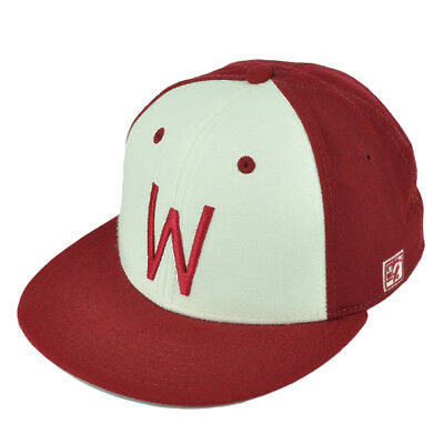 size 40 2b3c2 895bf NCAA Washington State Cougars The Game Pro Fitted Size 7 Two Tone Hat Cap