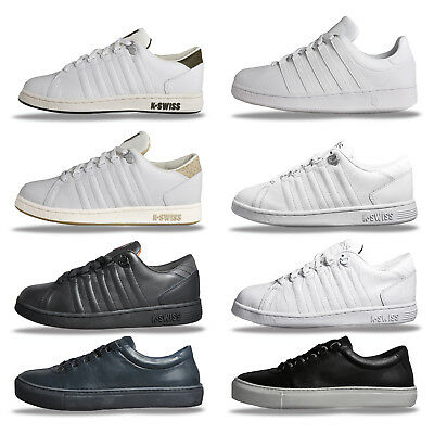 K Swiss Men's Classic Lozan & TT Leather Trainers - ALL ONLY  £27.99   Free P&P