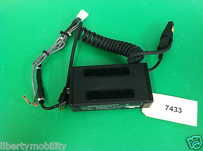 Rascal 445 PC Charger for Power Wheelchair 24 Volt 3 AMP  #7433