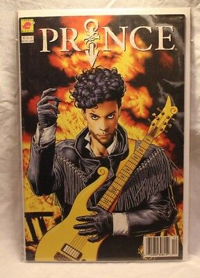 Prince Comic Book from Piranha Music FN Bagged and Boarded - FREE SHIPPING