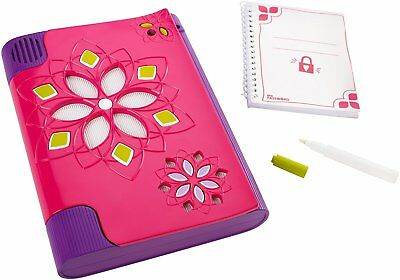 Diary Notebook with Lock Girls Kids Password Journal Memories Secrets New Gift
