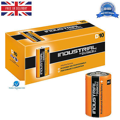 1 Duracell Procell D MN1300 1.5V Alkaline Professional High Performance Battery