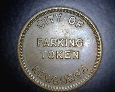 City of Newburgh, New York (NY) Parking Token