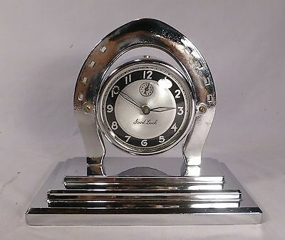 Vintage LUX Good Luck Clock-Working & Ready to Bring You GOOD LUCK-Best Offer-