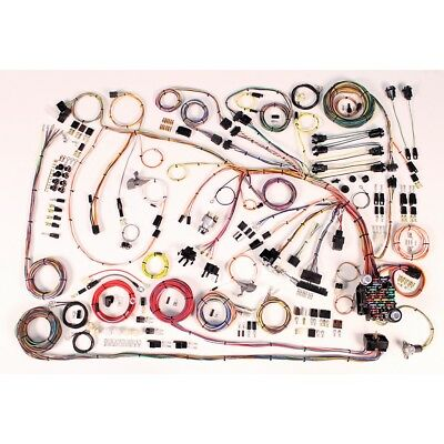 1966 68 chevy impala american autowire classic update wiring harness rh picclick com
