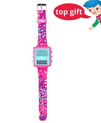 Smiggle Record Me Watch - Pink