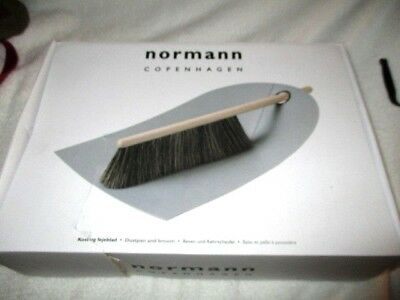 New Normann Copenhagen Dustpan & Broom from Nordic Fusion RRP $42.00