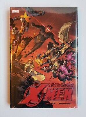 Astonishing X-Men Vol. 2 By: Whedon & Cassady ~ NEW SEALED ~ HC ~ Marvel