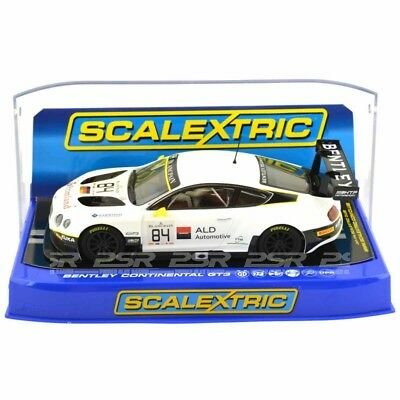 Scalextric C3714 Bentley Continental GT3 Blancpain GT Series HTP No.84