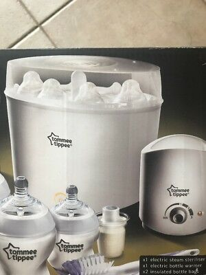 Baby Electric Steriliser And Warmer