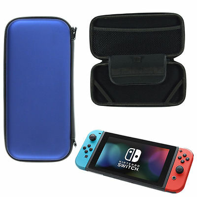 Portable EVA Shell Protective Carrying Bag Hard Travel Case for Nintendo Switch