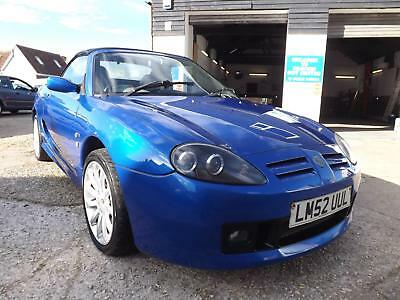 MG/ MGF TF 1.8 135 Sprint 61000 MILLES DRIVE AWAY TODAY!
