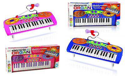 Childrens Electronic Keyboard Piano With Stool Microphone Electronic Record