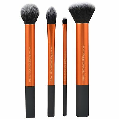 Real Techniques Make Up Brush Brushes Buffing Contour Detailer NEW Authentic UK