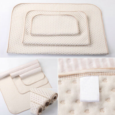 Portable Baby Changing Table Diaper Nappy Pad Cover Mat Waterproof Sheet travel