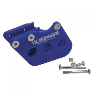 T.M. Designworks Factory Edition 1 Rear Chain Guide  Yamaha Blue YAMAHA WR250F 2