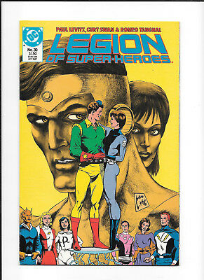 Legion Of Super Heroes #39 (9.2) Dc Copper