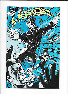 Legion Of Super Heroes #28 (9.4) Dc Copper