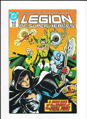 Legion Of Super Heroes #26 (6.5) Dc Copper
