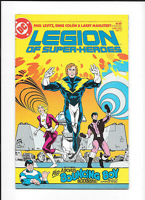 Legion Of Super Heroes #11 (8.0) Dc Copper