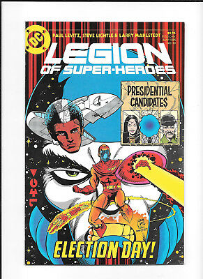Legion Of Super Heroes #10 (7.0) Dc Copper