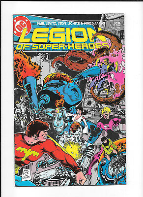 Legion Of Super Heroes #7 (9.0) Dc Copper
