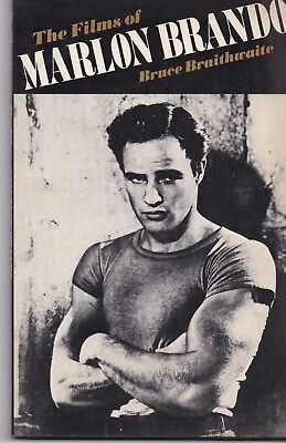 Marlon Brando-The Films Of film book