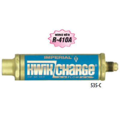 *2018 Updated Version* IMPERIAL Kwik Charge Charging Adapter,1/4 In M x F, 535-C