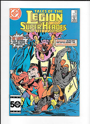 Legion Of Super Heroes #326 (8.5) Dc Copper
