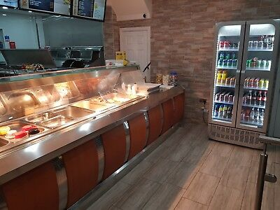Brand new Fish and chips takeaway