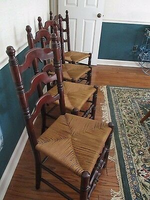 Modified Ladder Back Chairs