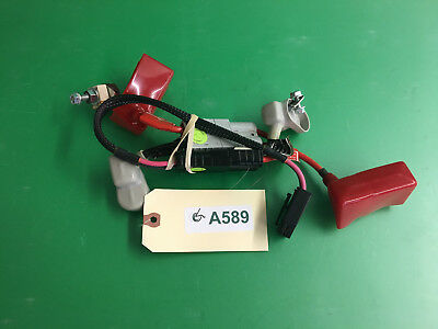 Battery Wiring Harness Invacare Pronto M71 Sure Step Power Wheelchair  #A589