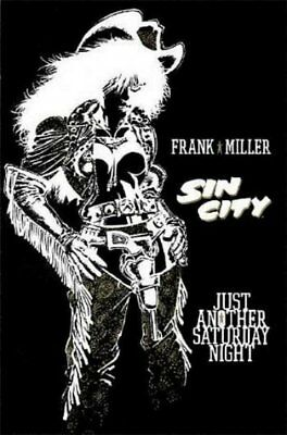 Sin City: Just Another Saturday Night #   1 (FN+) (Fne Plus+) Dark Horse ORIG US