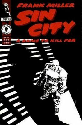 Sin City: A Dame to Kill for (1993 Ltd) #   1 (VryFn Minus-) (VFN-) AMERICAN COM