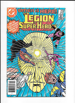 Legion Of Super Heroes #310 (8.5) Dc Newsstand