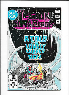 Legion Of Super Heroes #289 (7.0) Dc Copper