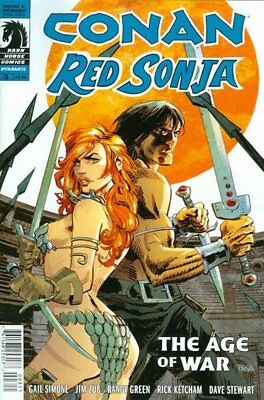 Conan/Red Sonja (2015 Ltd) #   3 Near Mint (NM) Dark Horse MODERN AGE COMICS