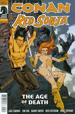 Conan/Red Sonja (2015 Ltd) #   4 Near Mint (NM) Dark Horse MODERN AGE COMICS
