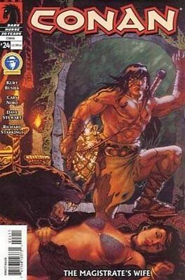 Conan (Dark Horse) (Vol 1) #  24 Near Mint (NM) Dark Horse MODERN AGE COMICS