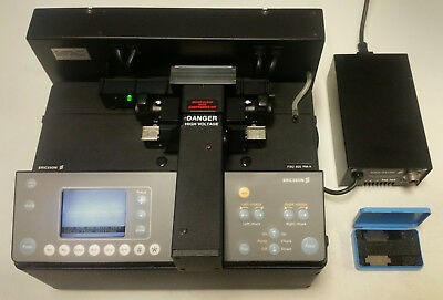 Ericsson 925PM-A Fusion Splicer, Exc.Cond. w/ only 2K arcs Tested 975PM 995PM PM