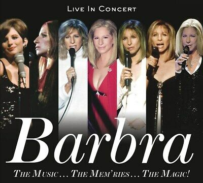 The Music... The Mem'ries... The Magic!: Live in Concert - Barbra Streisand (A