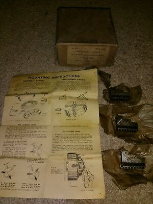 Sears Atlas Craftsman  Universal 3-jaw chuck for metal lathe , lot of 3 nos jaws