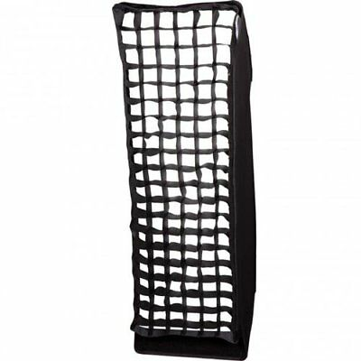 Westcott 2469 40-Degree Egg Crate Grid for 12 x36 Inches Stripbank (Black)