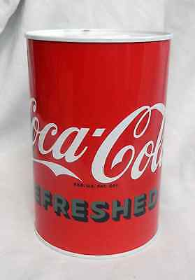 Coca Cola Money Box / Money Tin - Official Licensed Product - BNWT